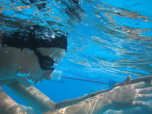 aqua sports nager natation
